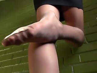 high heels, fetish, straight, , ,