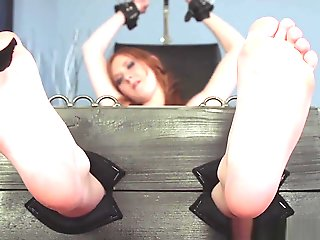 fetish, czech, foot fetish, hd, straight,