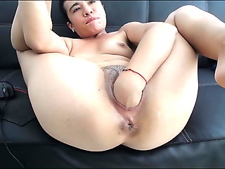 brunette, webcam, fingering, gaping, hd videos, fisting